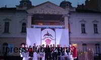 У Мукачеві проходить  один з найпопулярніших фестів «Червене вино-2018»