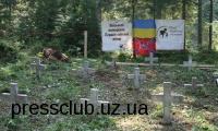 Cкаути «Галицької Русі» розчистили військовий некрополь в урочищі Фересок на Рахівщині