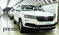 «Єврокар» запустив у виробництво новий кросовер SUV моделі Skoda Karoq