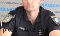 Закарпатські поліцейські приймали дітей з прифронтових міст