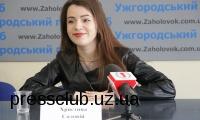"""Христина Соловій привезла до Ужгорода """"Живу воду"""" і закликатиме весну"""